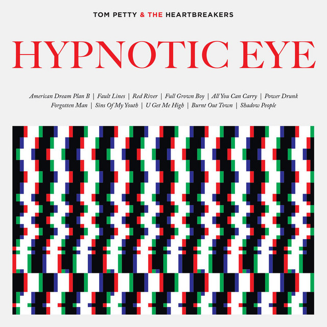Skivomslag för Tom Petty & The Heartbreakers: Hypnotic Eye