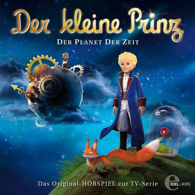 Folge 1: Der Planet der Zeit (Das Original-Hörspiel zur TV-Serie) Cover