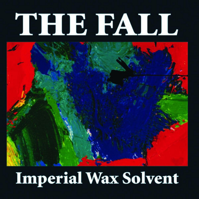 Cover art for Wolf Kidult Man by The Fall
