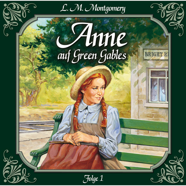Anne auf Green Gables Cover