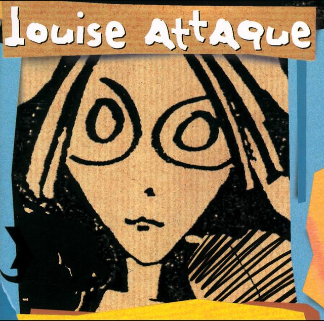 J't'emmene au vent (1997) album cover