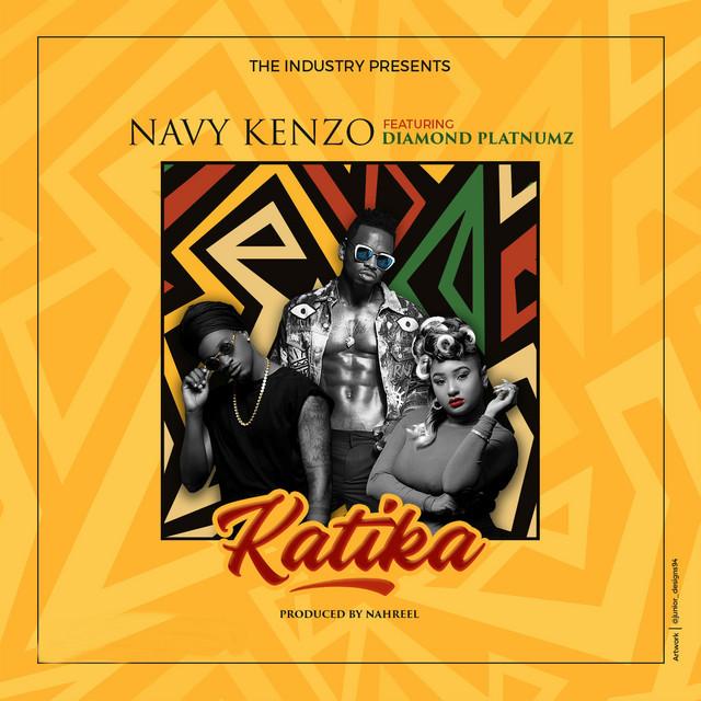 Navy Kenzo