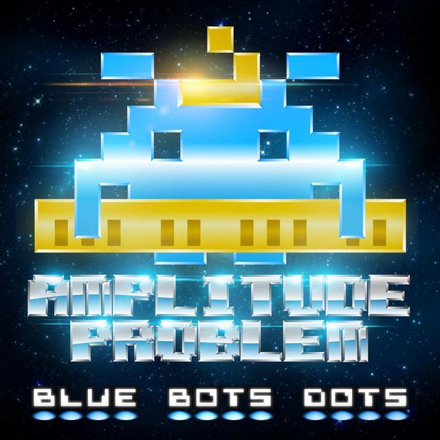 Blue Bots Dots