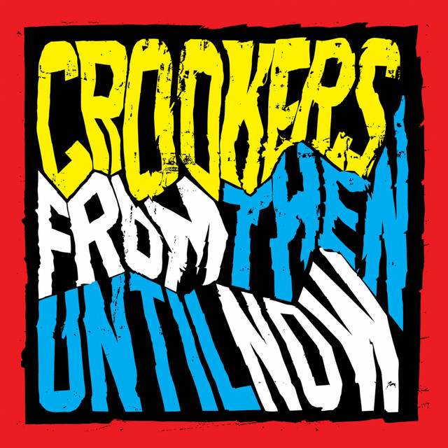 Let Me Back Up (Crookers Tetsujin R album cover