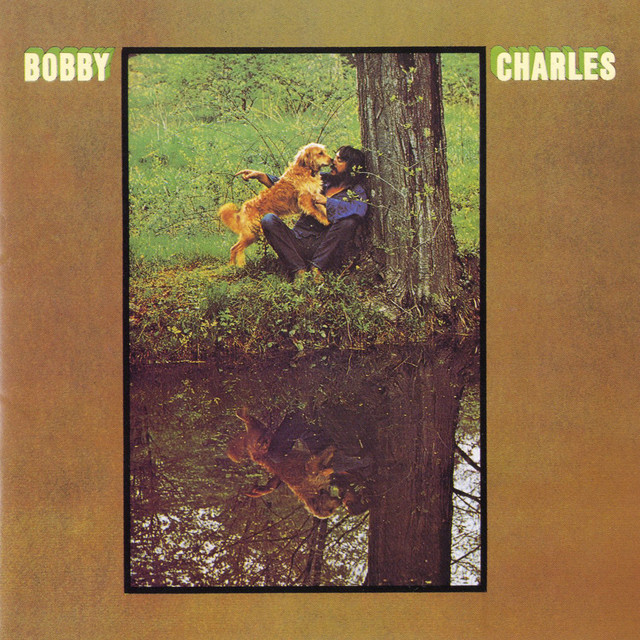 The album cover for Small Town Talk by Bobby Charles.