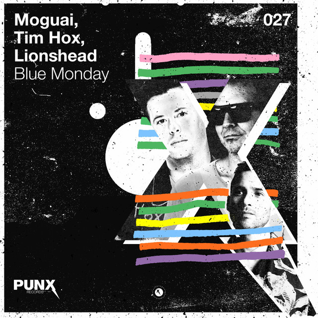 Moguai & Tim Hox & Lions Head - Blue Monday