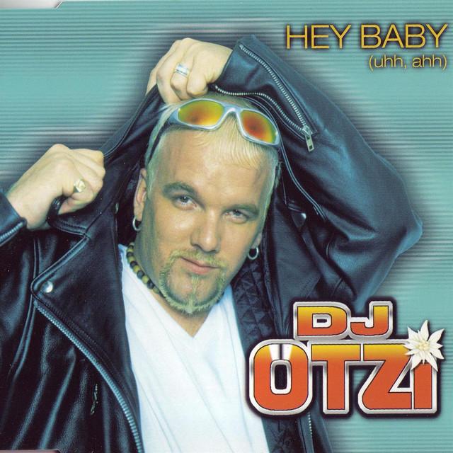 Hey Baby album cover