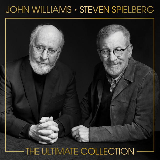 John Williams album cover