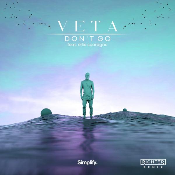 Don't Go (feat. Ellie Sparagno) (Richter Remix) Image