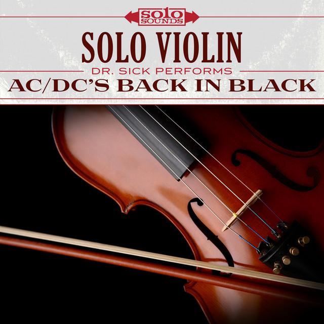 AC/DC Back in Black: Solo Violin