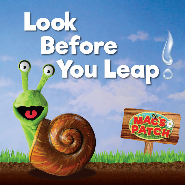 Look Before You Leap by Mac's Patch