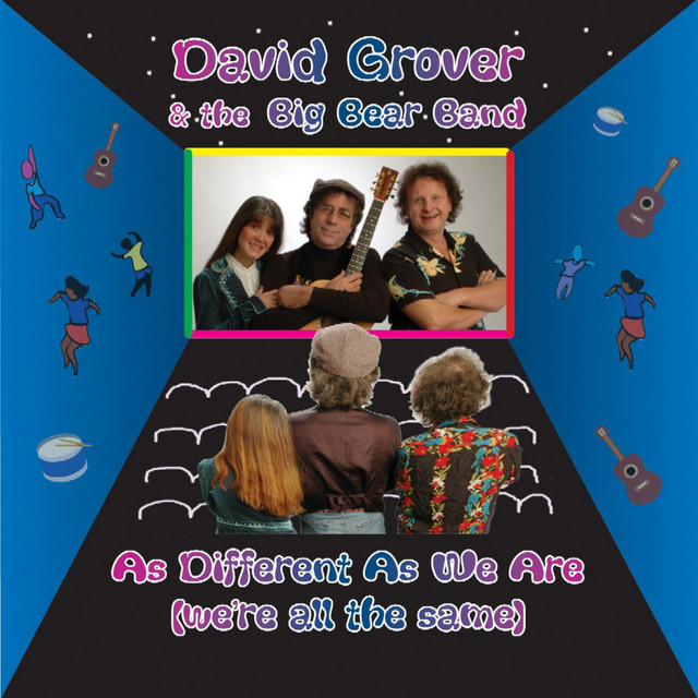 As Different As We Are (We're All The Same) by David Grover