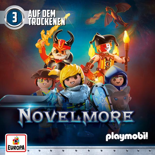003 - Novelmore: Auf dem Trockenen Cover