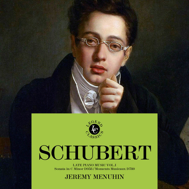 Schubert: Late Piano Music Vol. 1
