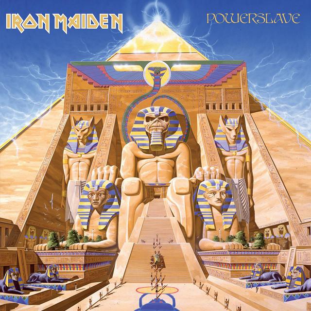 Iron Maiden  Powerslave :Replay