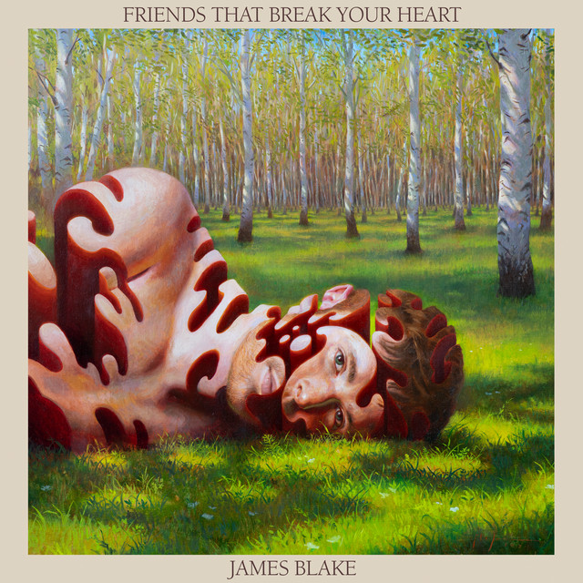 Album cover for Friends That Break Your Heart (Bonus) by James Blake