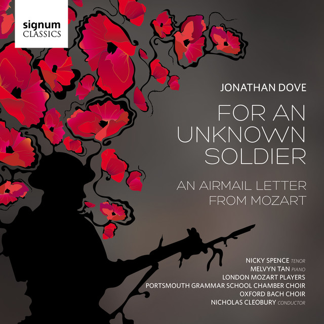 Jonathan Dove: For an Unknown Soldier
