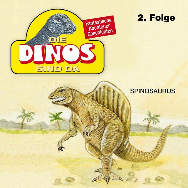 Folge 2: Spinosaurus Cover