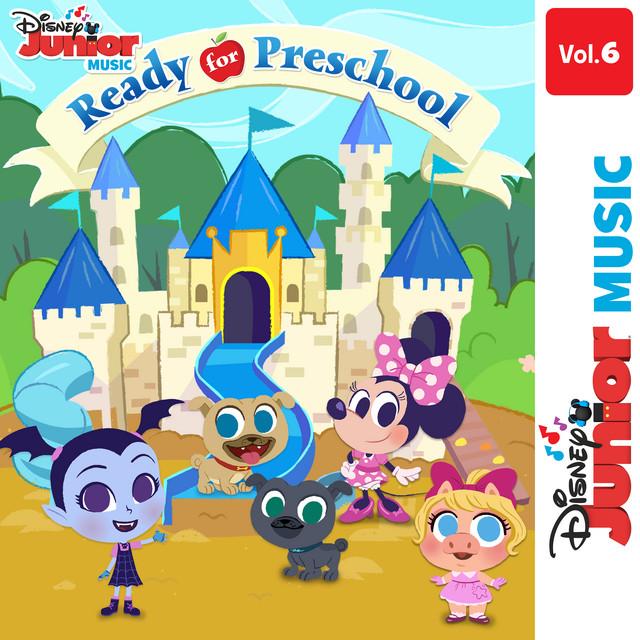 Disney Junior Music: Ready for Preschool Vol. 6 by Genevieve Goings