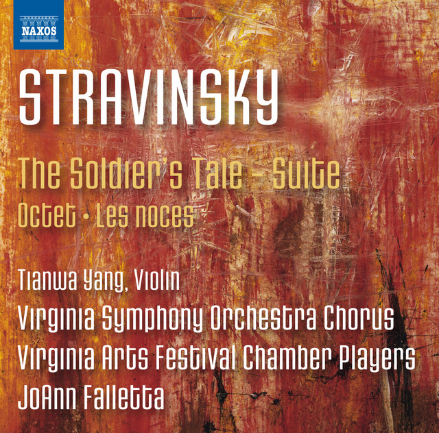 Stravinsky: The Soldier's Tale Suite, Octet & Les noces
