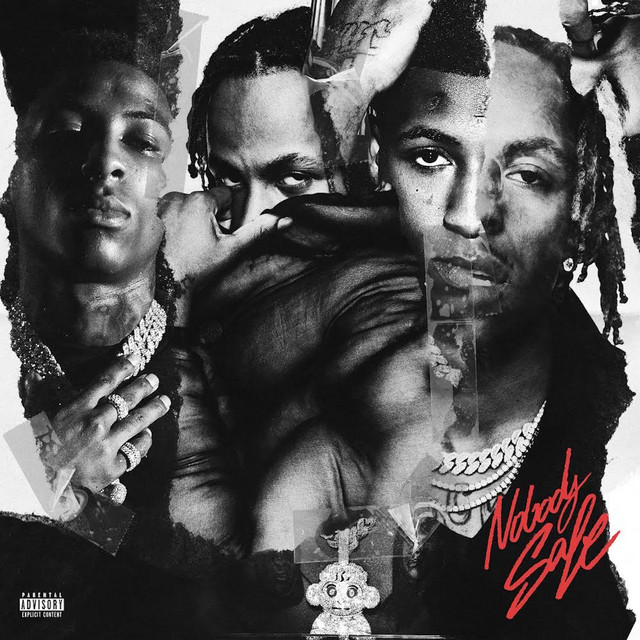 Album cover for Nobody Safe by Rich The Kid, YoungBoy Never Broke Again