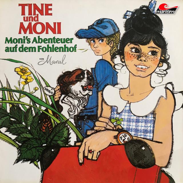Folge 1: Moni's Abenteuer auf dem Fohlenhof Cover