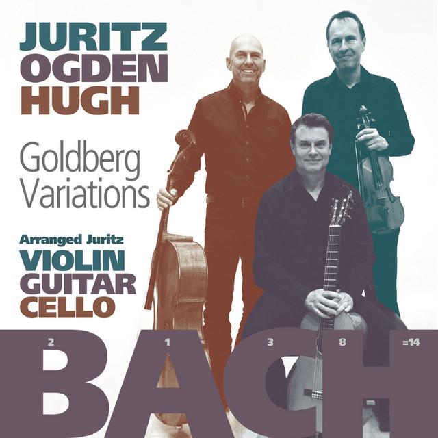 J.S. Bach: Goldberg Variations arranged for Violin, Guitar & Cello