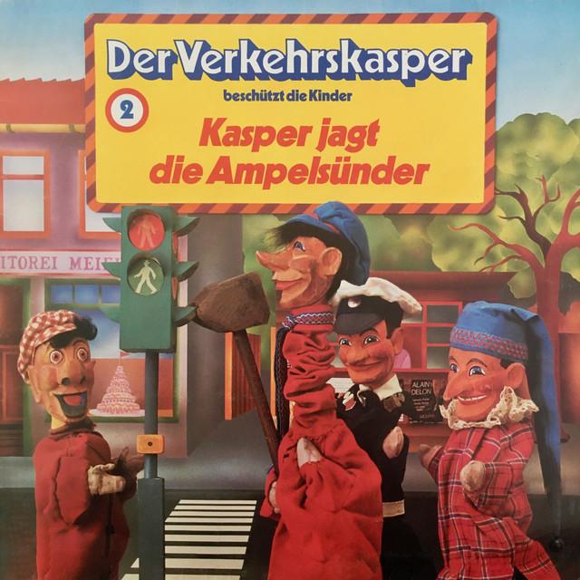 Folge 2: Kasper jagt die Ampelsünder Cover