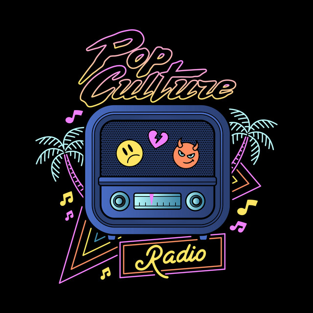 Cover art for Pop Culture Radio by BLOXX