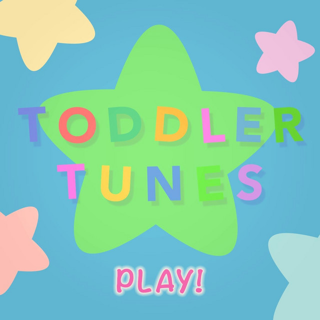 Album cover for Play! by Toddler Tunes