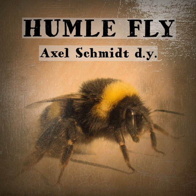 Humle fly. (Jan. 2016)