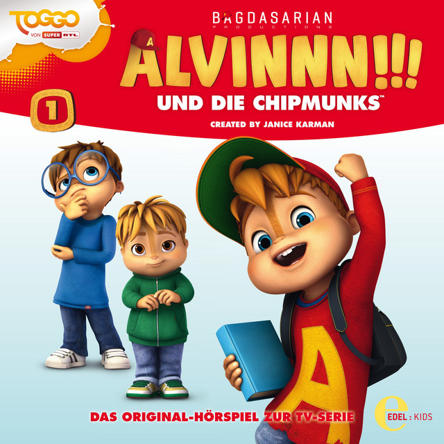 Folge 1 (Das Original-Hörspiel zur TV-Serie) Cover