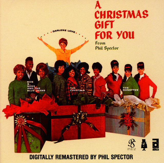 A Christmas Gift For You From Phil Spector.Phil Spector S Christmas Album By Various Artists On Spotify