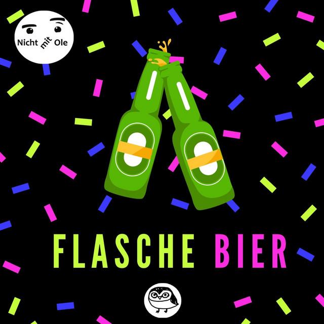 Flasche Bier