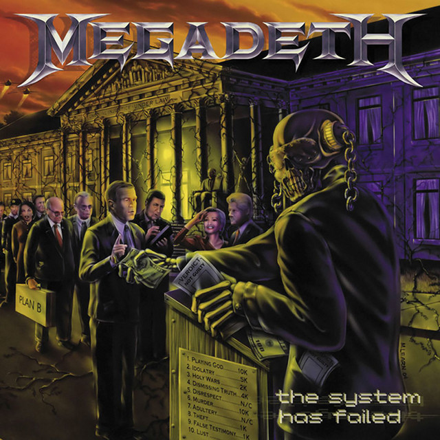 Artwork for Die Dead Enough by Megadeth