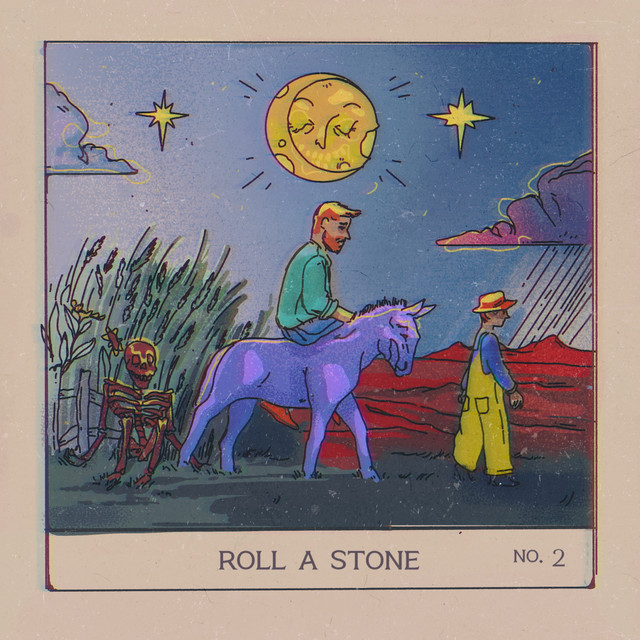 The Consolation - Roll a Stone