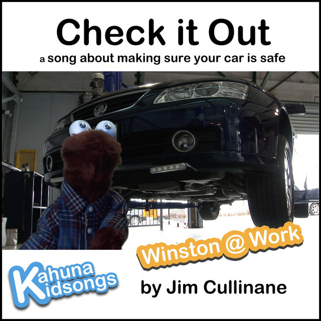Check It Out by Kahuna Kidsongs