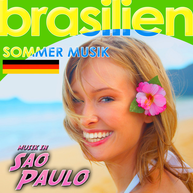Musik in Sao Paulo. Brasilien Sommer Musik