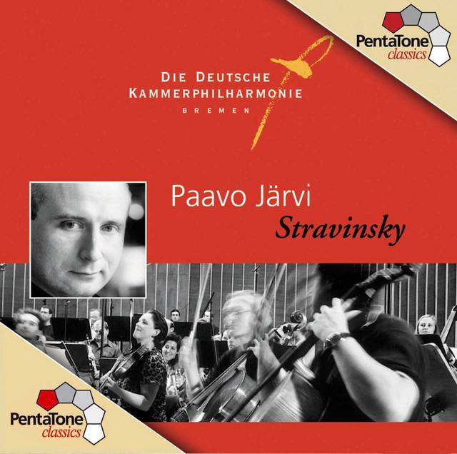 Stravinsky: Grand Suite From Histoire Du Soldat / Dumbarton Oaks Concerto