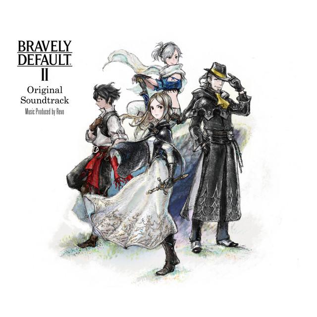 BRAVELY DEAULT II Original Soundtrack