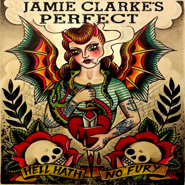 Jamie Clarke's Perfect
