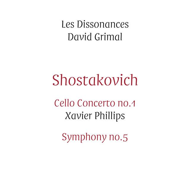 Shostakovich: Cello Concerto No.1 & Symphony No.5 (Live)