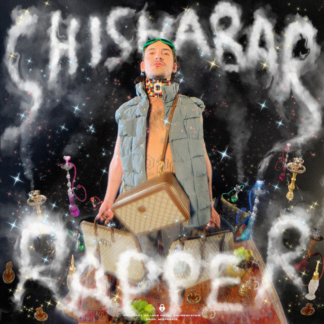 Yung Hurn Shishabar Rapper acapella