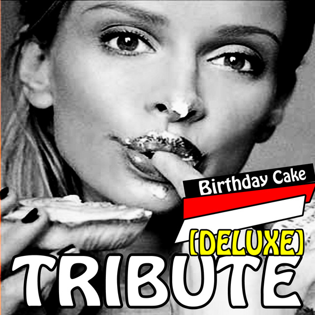 Awe Inspiring Birthday Cake Remix Rihanna Feat Chris Brown Deluxe Tribute By Personalised Birthday Cards Cominlily Jamesorg