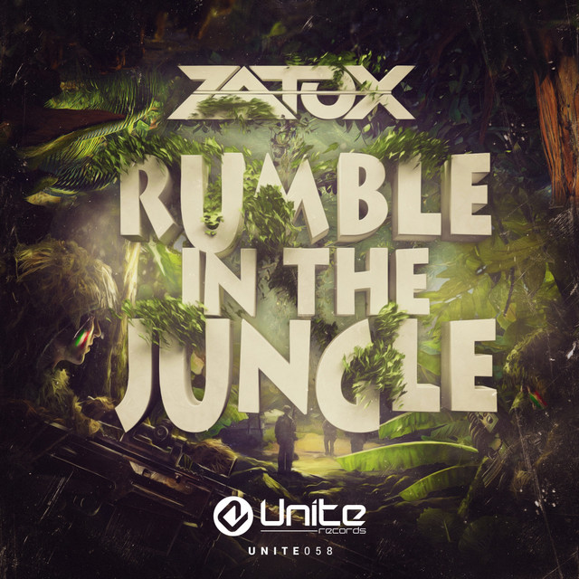 Rumble In The Jungle Original Mix Song By Zatox Spotify