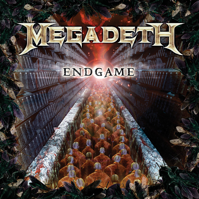 Artwork for How the Story Ends - 2019 - Remaster by Megadeth