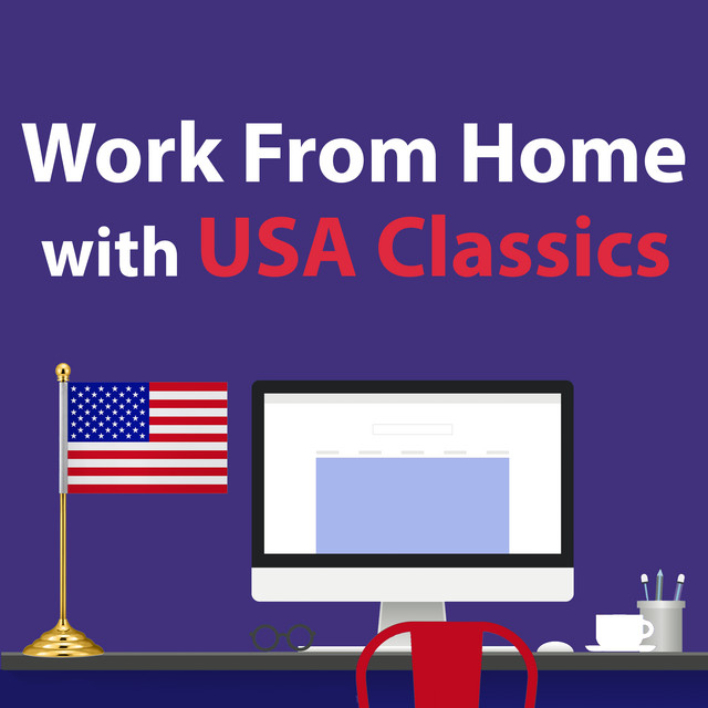 Work From Home With USA Classics