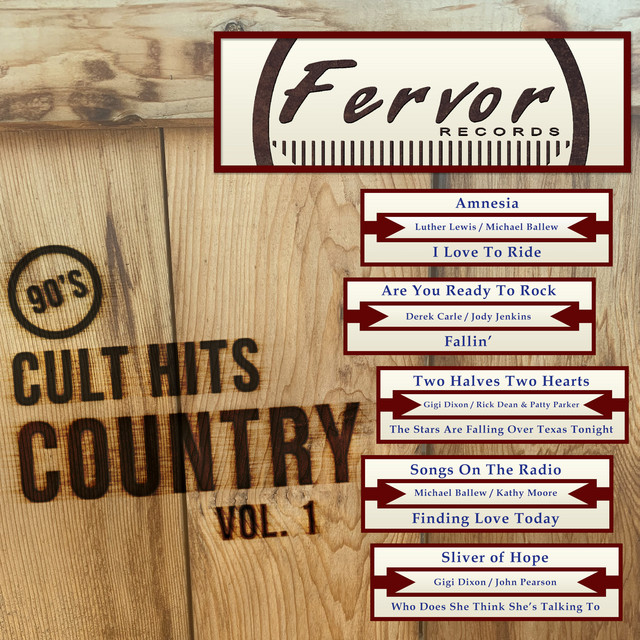 90's Cult Hits Country, Vol. 1
