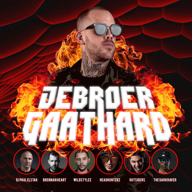 Jebroer & Dr Phunk - Jebroer Gaat Hard!