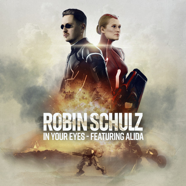 Pochette de Robin Schulz, Alida - In Your Eyes (feat. Alida)